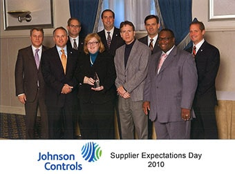Johnson Controls Supplier Expectations Day 2010